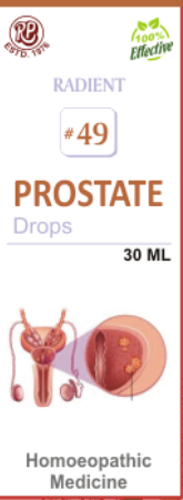 RADIENT 49 PROSTATE DROPS