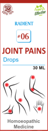 RADIENT 6 JOINT PAINS DROPS